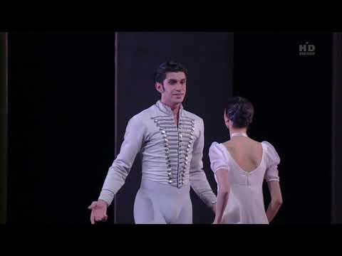 """Па де де из балета Ролана Пети """"Пиковая Дама"""" Большой Театр, 2005 год"""