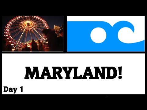 WELCOME TO MARYLAND vlog