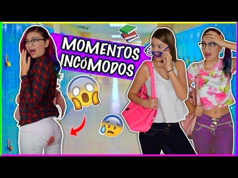 �MOMENTOS INC�MODOS QUE SOLO LAS CHICAS ENTENDER�N! - Lulu99