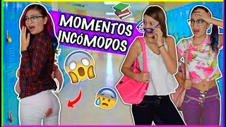 ¡MOMENTOS INCÓMODOS QUE SOLO LAS CHICAS ENTENDERÁN! - Lulu99