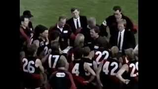 Comeback.1992 ANZAC day. Essendon vs Melbourne.