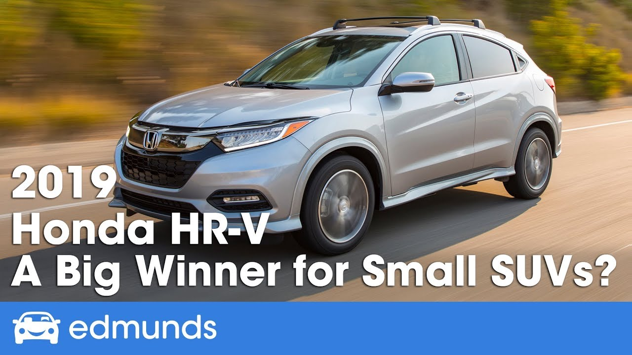 2019 honda hr-v review  hauls everything  but not fast
