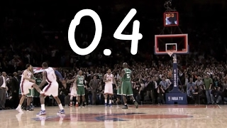 NBA Game Winners that DIDNT COUNT (Under 1.0 Second)