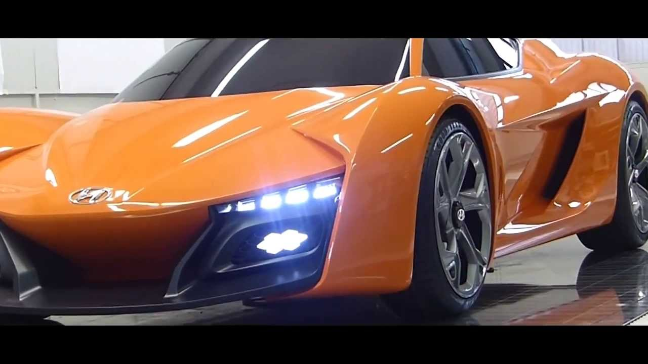 Great PassoCorto   The Generation Y Sports Car For Hyundai   YouTube