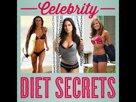 Celebrity Diet - Celebrity Weight Loss Workout Secrets