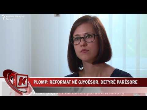 PLOMP:  REFORMAT NË GJYQËSOR, DETYRË PARËSORE