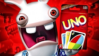THE RABBITS ARE IN UNO!!