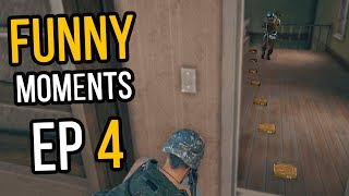 PUBG: Funny Moments Ep. 4