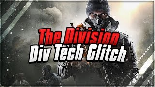 The Division 1.8 Division Tech Exploit | Fully Optimize Your Gear In An Hour