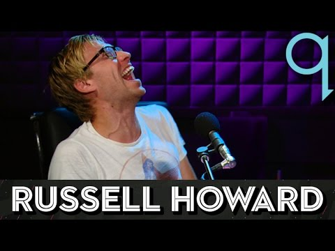 Comedian Russell Howard on everything from his mom to John Oliver on q