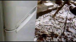 видео Самодельный тепловой насос - 1