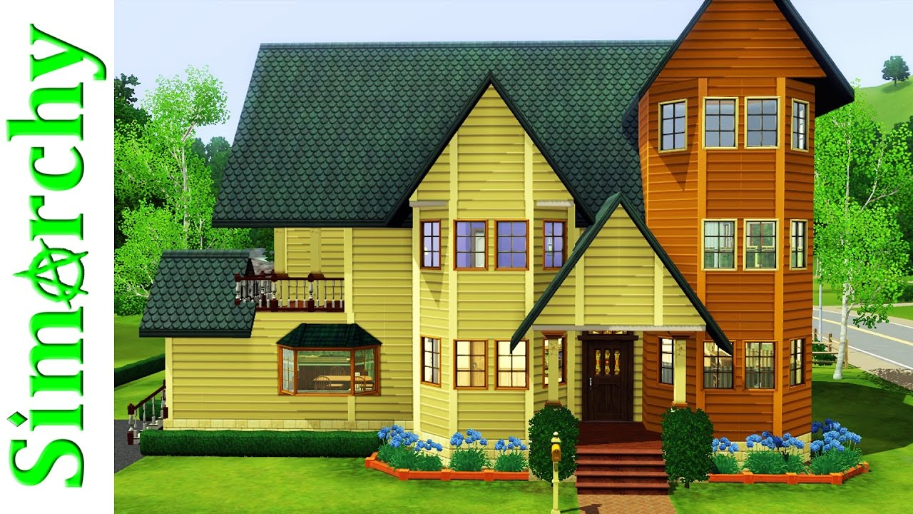The Sims 3 House Tour - Sunset Valley Base Game Homes - Part 17