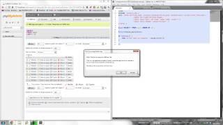 Tutoriel PHP/MySQL : Comment se connecter à une base de donnée SQL partie 2
