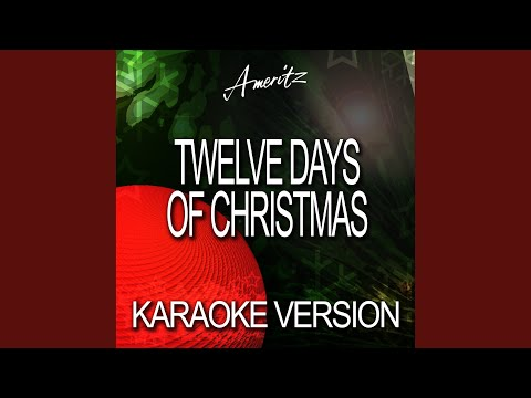Twelve Days Of Christmas (In the Style Of Traditional)