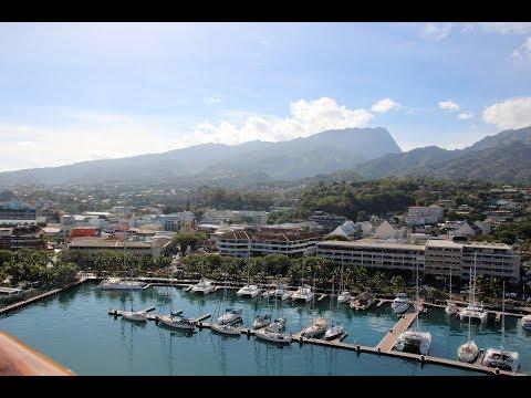 Papeete - Capital da Polinésia Francesa