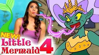 The Little Mermaid - NEW Part 4 | Story Time with Ms. Booksy at Cool School