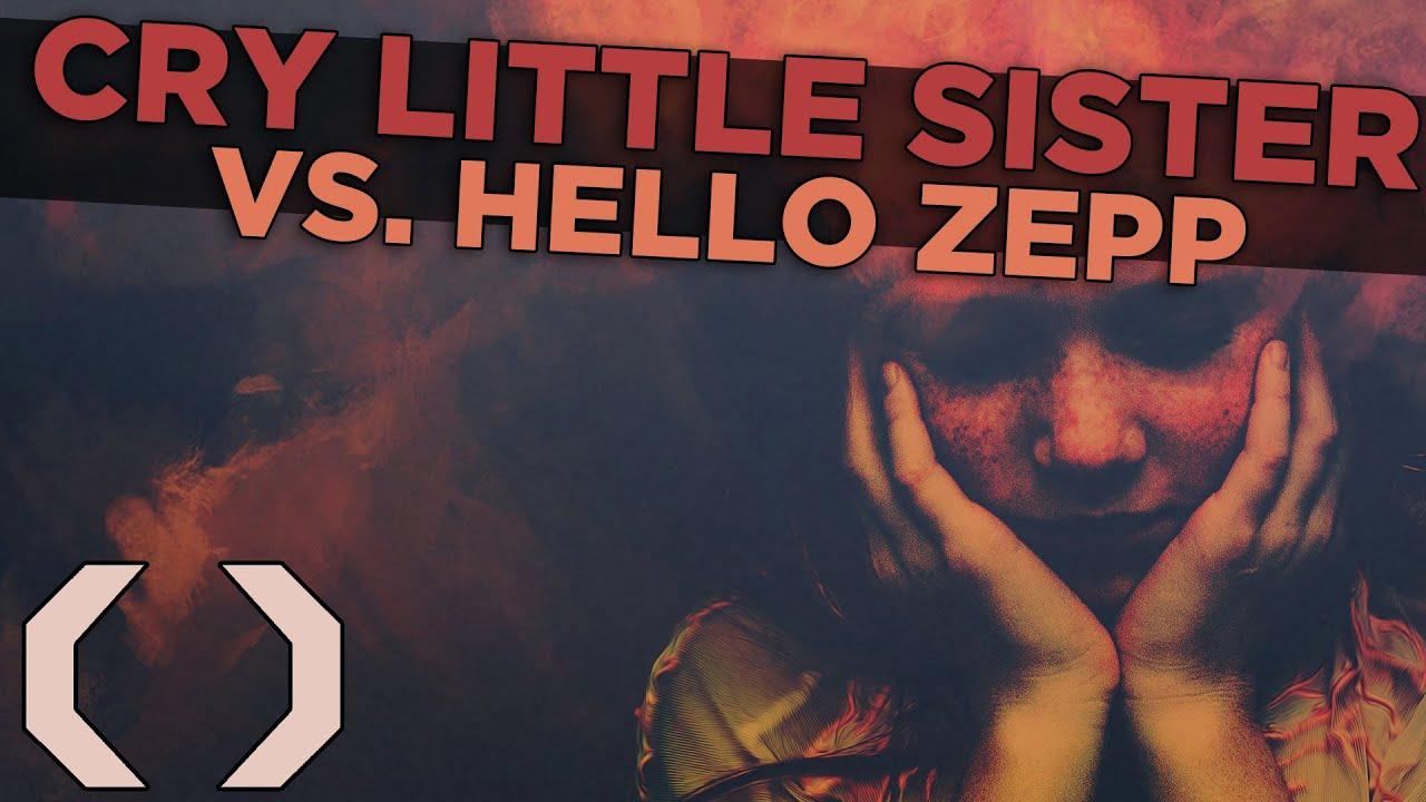 celldweller cry little sister