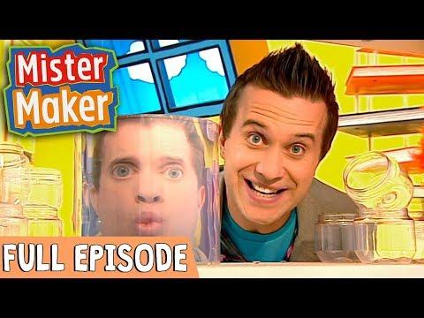 Mister Maker - Series 1, Episode 2