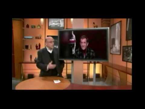 Mel Gibson Calls Anchor An Asshole (Video)