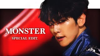 EXO 엑소 - 'Monster' Stage Mix(교차편집) Special Edit.
