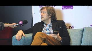 Emir Kusturica | press conference in Riga, Latvia