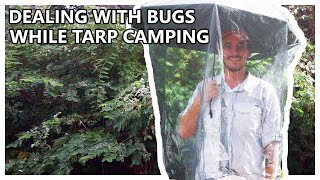 How To Tarp Camp With Bugs