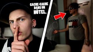 Voici le meilleur cache-cache du monde dans un hôtel! Dans cette vi...