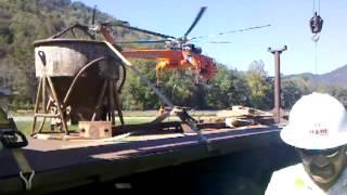 Dover Crane WLOS SkyCrane Digital Antenna Lift