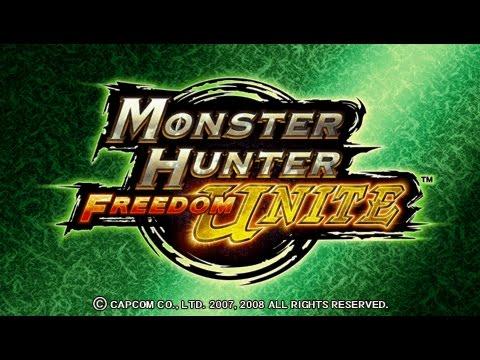 Monster Hunter Freedom Unite на PS Vita