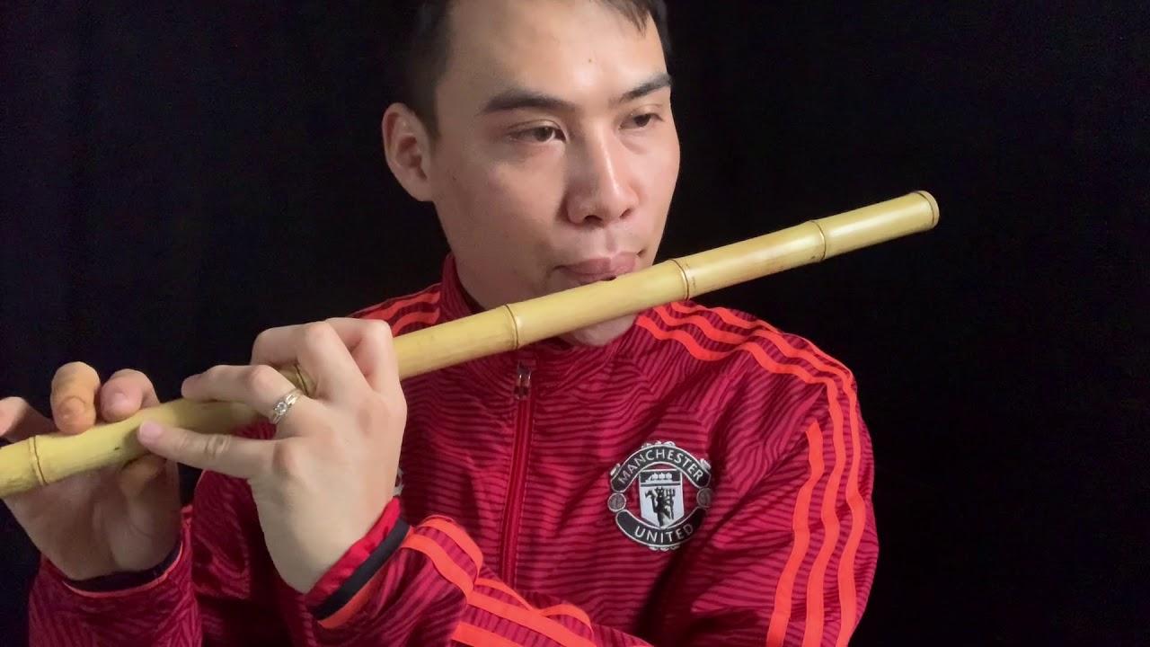 Giới thiệu sáo trúc Cao Bằng (sáo làm bằng trúc)