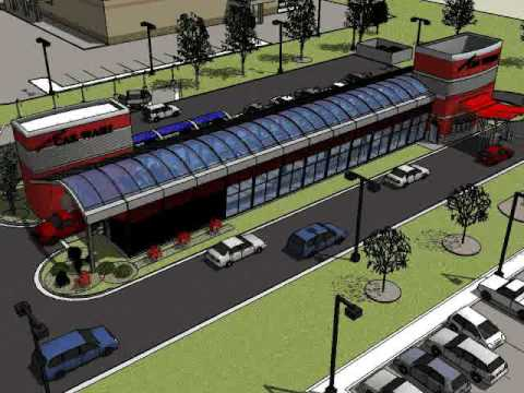 Totally Tommy Express Car Wash Design Guided Tour YouTube – Car Wash Site Plans