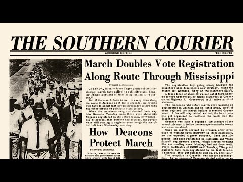 The Southern Courier: A Paper For The People