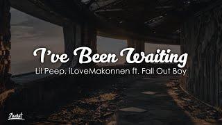Lil Peep, iLoveMakonnen - I've Been Waiting (Lyrics / Lyric Video) ft. Fall Out Boy Video