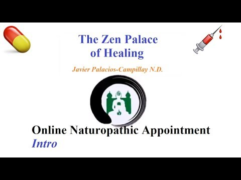 Online Naturopathic Doctor | Naturopathic Medicine | Introduction [CC]