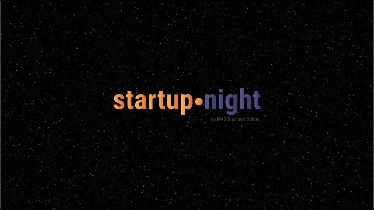 Startup Night à Station F - 2018