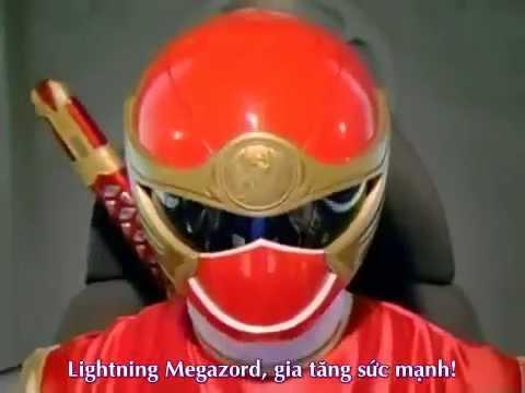 Vietsub | Siêu nhân Cuồng Phong (Power Rangers Ninja Storms) - Tập 10