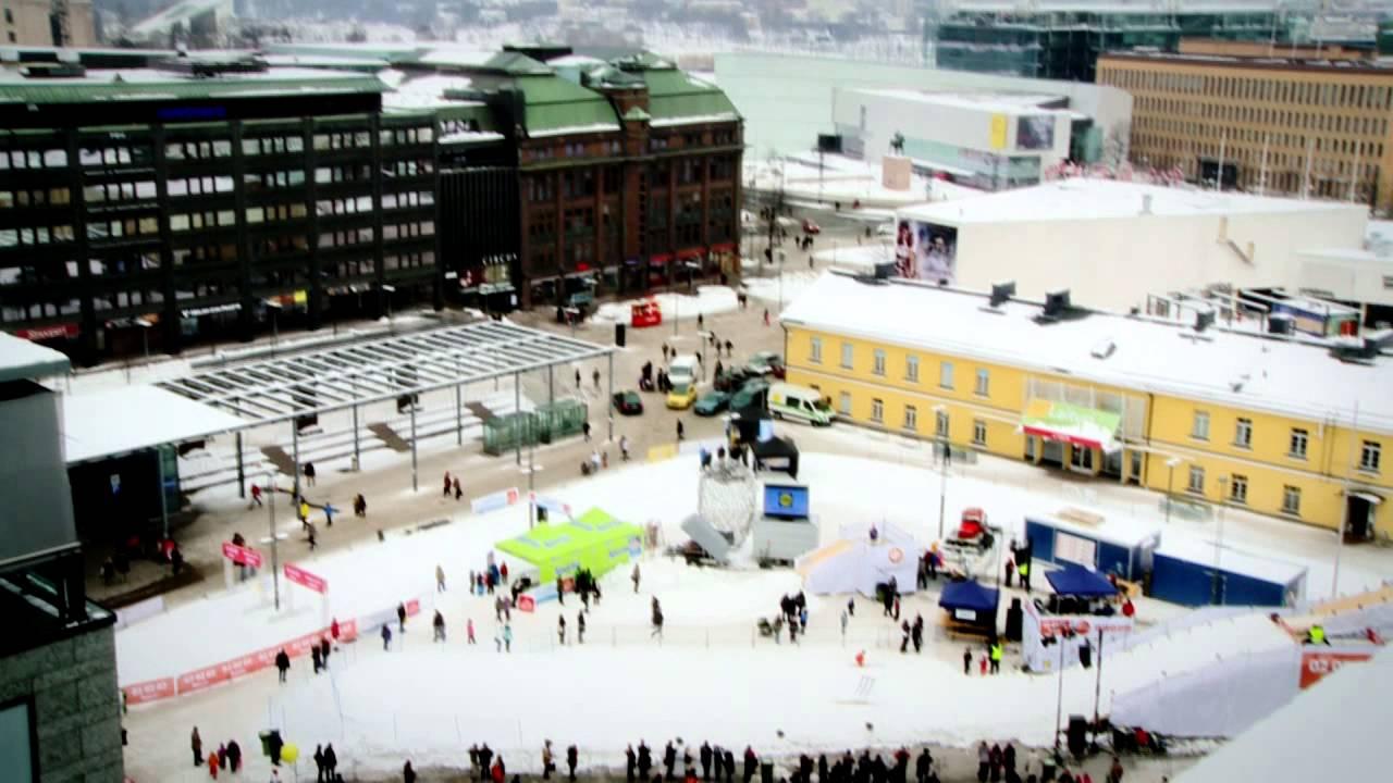 Senioriasunnot Helsingin Kaupunki