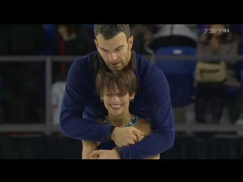Meagan Duhamel / Eric Radford 2018 Canadian Tire National Skating Championships - FS & interview