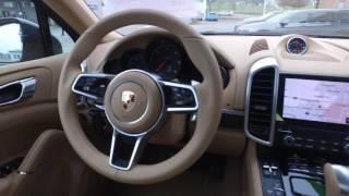 Porsche Cayenne 3 0 TDI Diesel schwarz