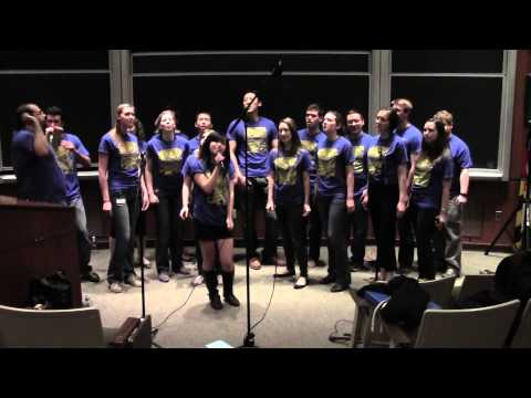 Somebody To Love - The CentriFugues (JHMI) 2014