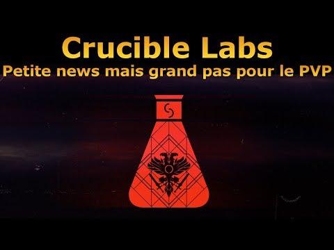 Destiny 2 : Crucible Labs ! Une Feature énorme arrive sur Destiny 2 ! Les Fans de PVP vont adorer !