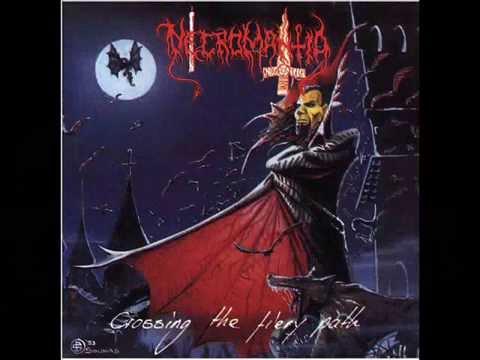 Necromantia - Les Litanies De Satan