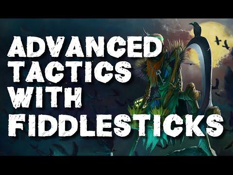 Advanced Tactics with Fiddlesticks - Professor Milk