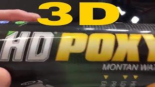 Highest Heat Resistant Liquid Wax On The Market! 3D HD Poxy!!