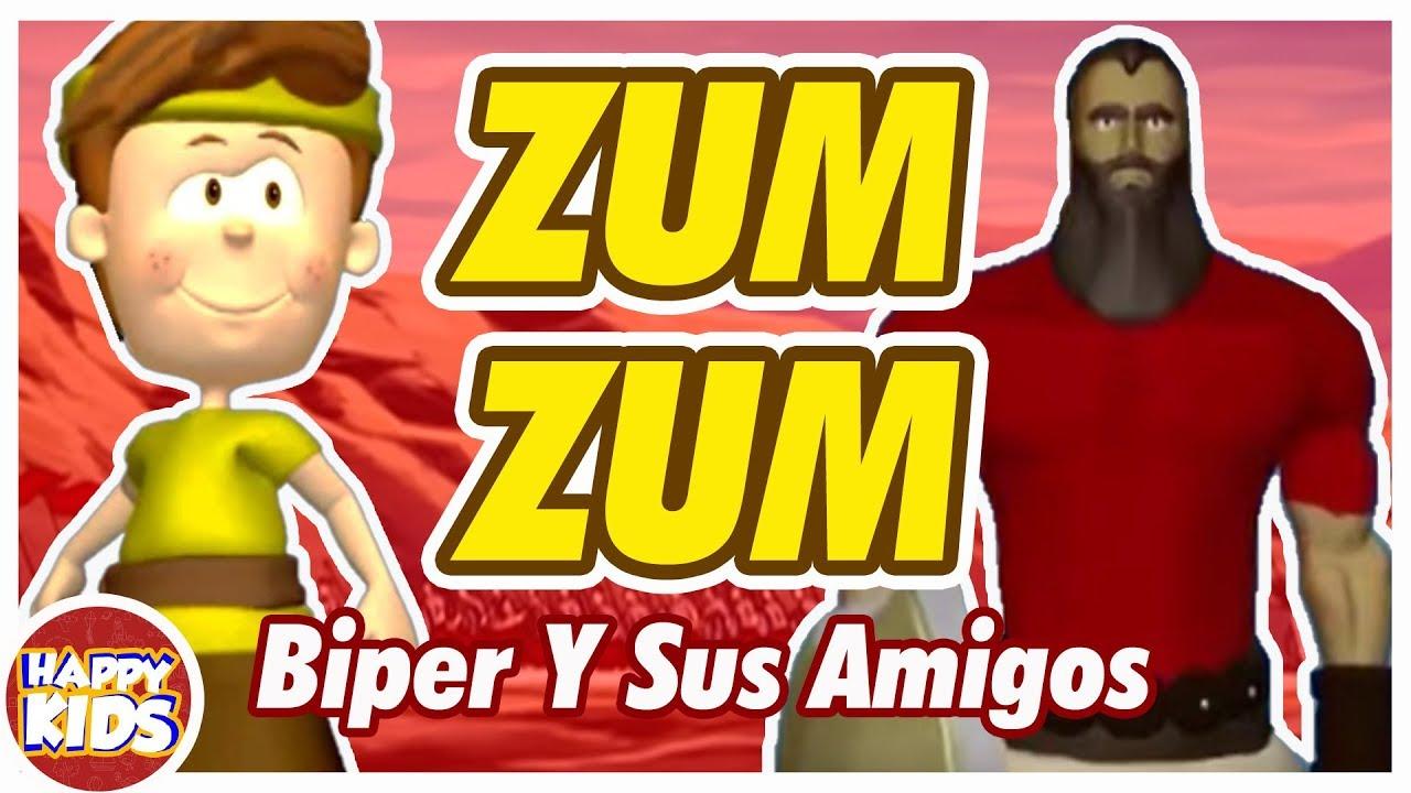 Download Biper y sus Amigos - Zum Zum (Video Oficial)