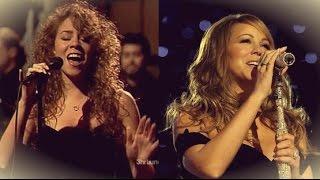 Old Mariah vs. New Mariah  (Live Vocal Battle)