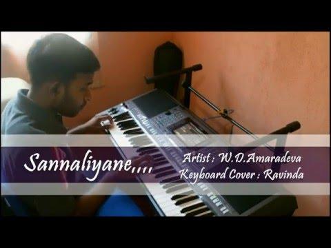 Sannaliyane (YAMAHA PSR S970) - සන්නාලියනේ
