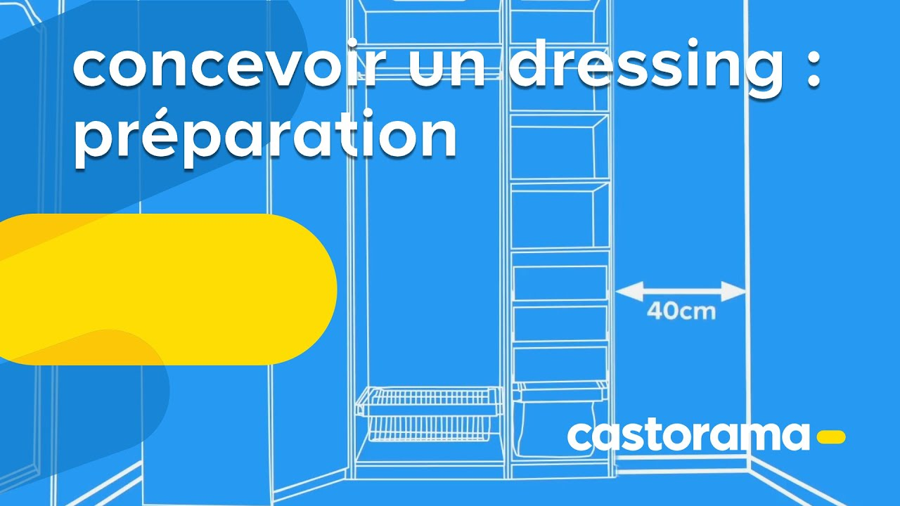 100 Génial Concepts Castorama Creer Son Dressing