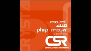 Philip Mayer - D.U.O (Original Mix) [Crystal Source Recordings]