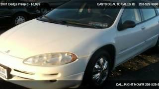 2001 Dodge Intrepid SE - for sale in IDAHO FALLS, ID 83401